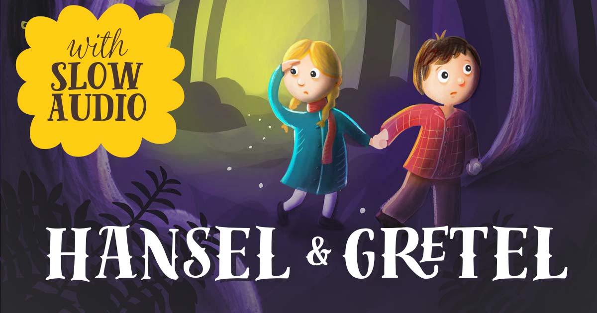 Hansel does gretel - 3 2